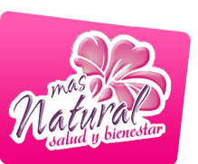 Logo Mas Natural Mexico
